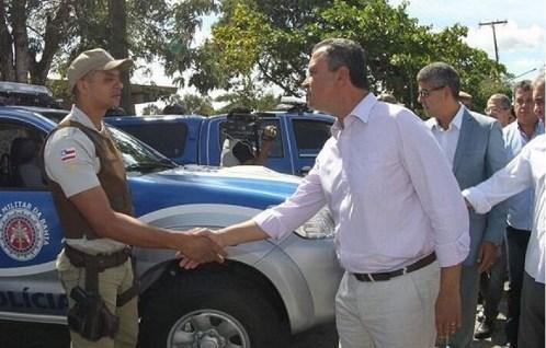 CORAÇÃO DE MARIA E OUTRAS SEIS CIDADES DA REGIÃO RECEBEM NOVAS VIATURAS