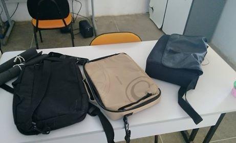 Escola municipal é invadida e tem notebook furtado em Coração de Maria, BA