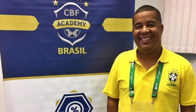 Aildo Pires é aprovado no Curso análise de gestão da CBF