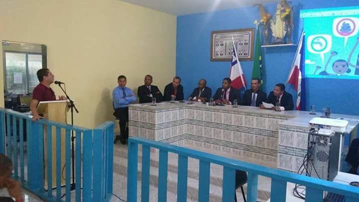Prefeitura de Pedrão apresenta o Plano Municipal de Saneamento Básico.