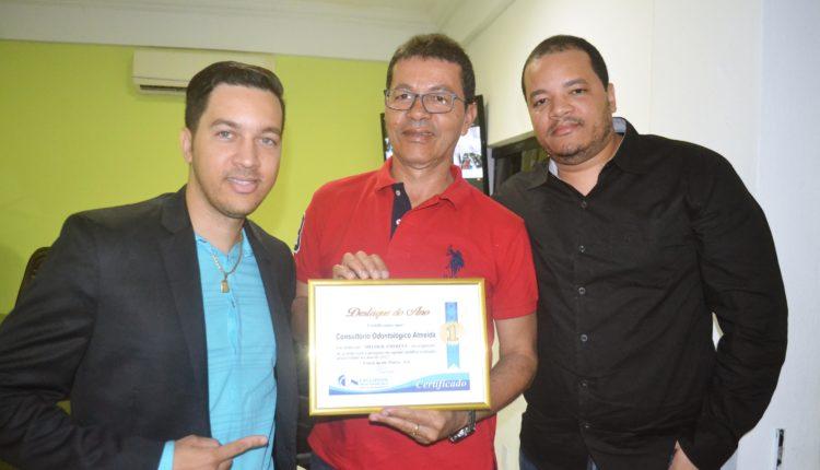 RECONHECIMENTO: Empreendedores são agraciados no Prêmio Destaque do Ano em Coração de Maria