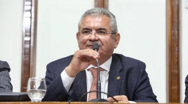 Angelo Coronel quer isentar policiais do ICMS na aquisição de armas, munições e coletes