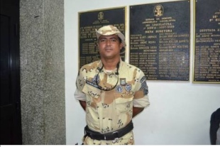 Comandante da Polícia da Caatinga é morto a tiros em Sergipe