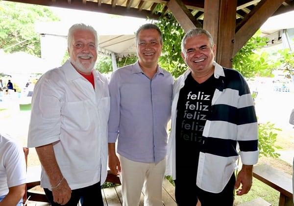 ELEIÇÕES 2018: Jaques Wagner e Angelo Coronel lideram disputa pelo Senado