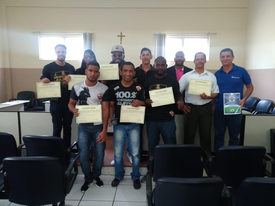 Secretaria Municipal de Esportes, Turismo e lazer, realiza ENCONTRO DE DESPORTISTAS DE TEODORO SAMPAIO