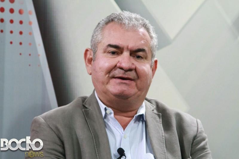 Coronel desembarca em Brasília para articular candidatura à presidência do Senado