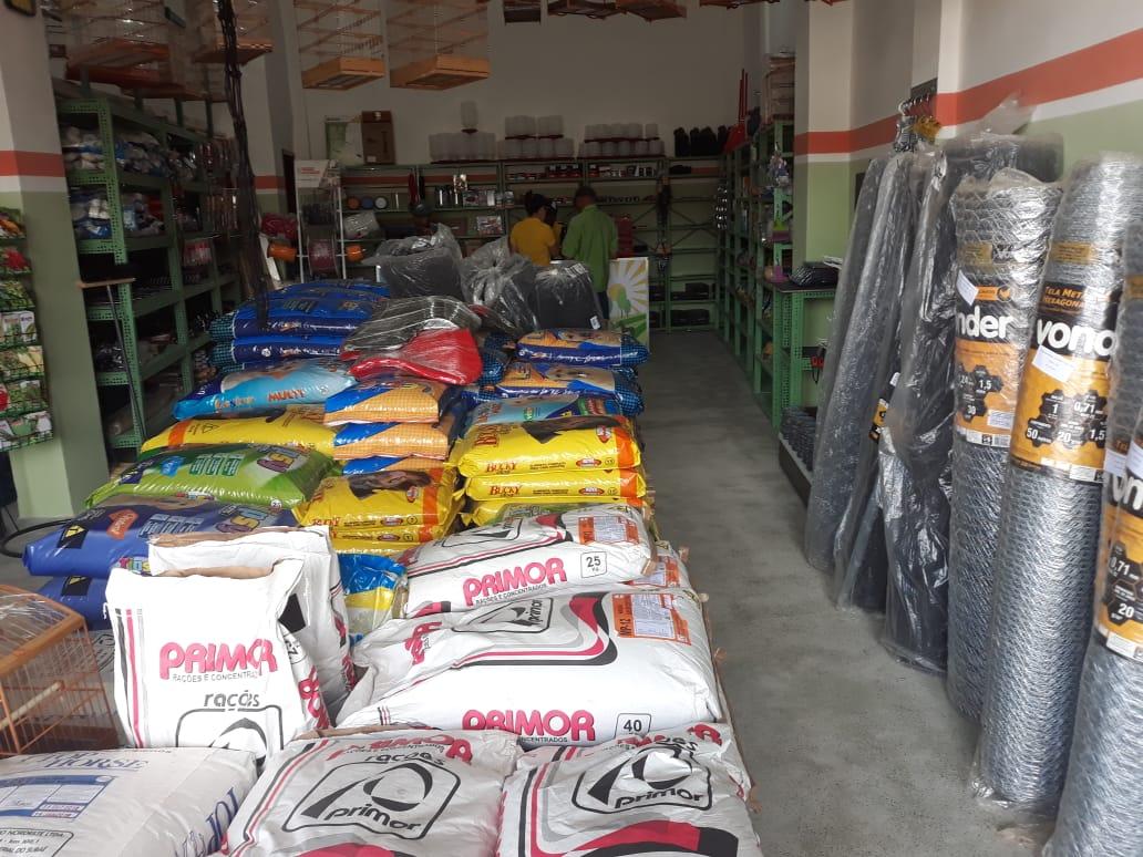 Coração de Maria: Agri Pec, nova loja de produtos veterinários, é inaugurada na cidade