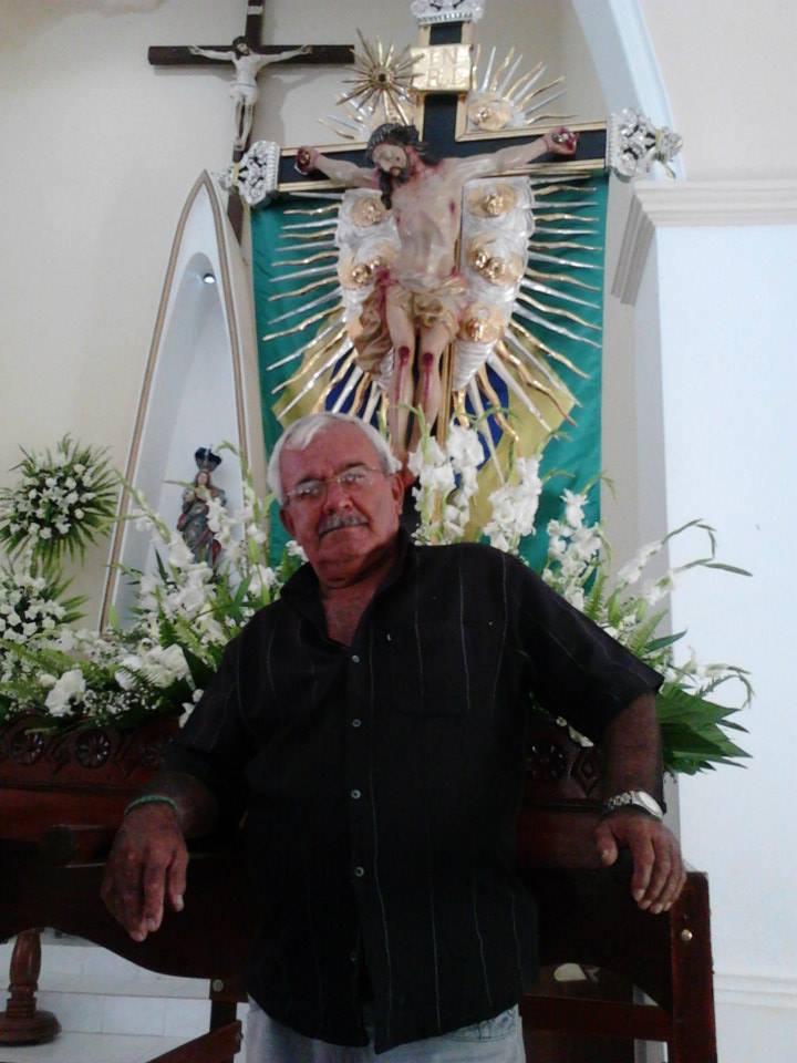Diego Coronel emite nota de pesar pelo falecimento do ex-vereador, Betinho.
