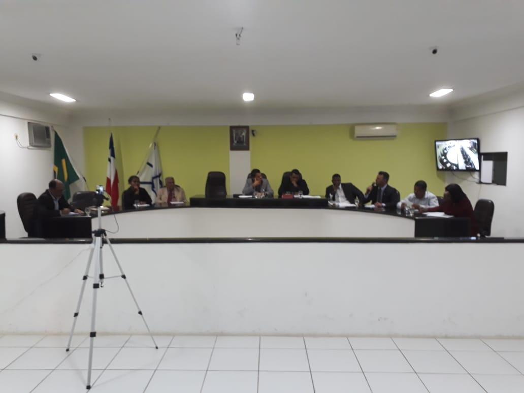 Câmara de Coração de Maria aprova abertura de crédito para pagamento de dívidas do município