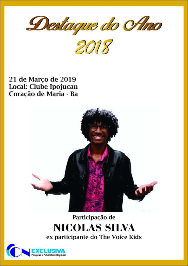 """Coração de Maria: Destaque Eventos receberá o prêmio """"Destaque de 2018"""""""