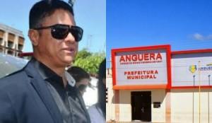 Empresário presta queixa contra a Prefeitura de Anguera por suspeita de fraude na licitação do transporte escolar