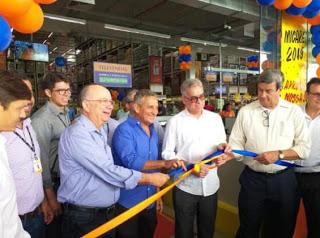 Atakarejo inaugura loja em Feira e gera cerca de 450 empregos