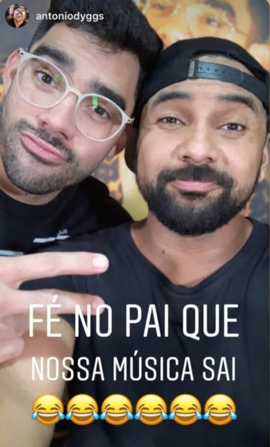 Feirenses relatam alegria de Gabriel Diniz em último show e lamentam morte do cantor