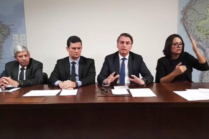 Bolsonaro indicará Moro ao STF