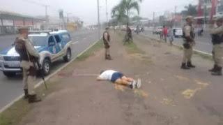 Empresário é morto por arma de fogo enquanto caminhava pela Presidente Dutra