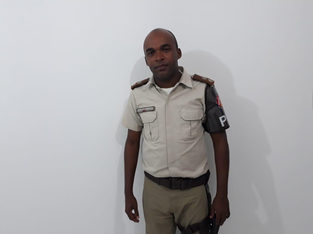 Coração de Maria: Tenente Sacramento é promovido ao posto de Capitão da Polícia Militar