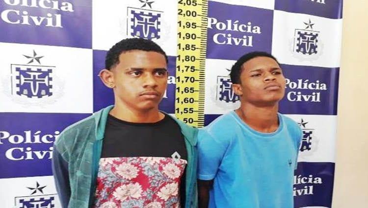 TRANCADOS: Polícia Civil prende suspeitos de matar delegado, em Feira