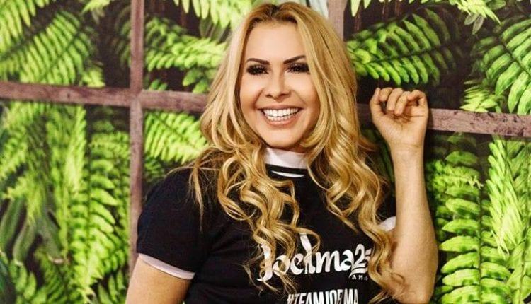 """Joelma diz que perdoou Chimbinha, anuncia casamento e comenta carreira do ex: """"É de dar dó"""""""