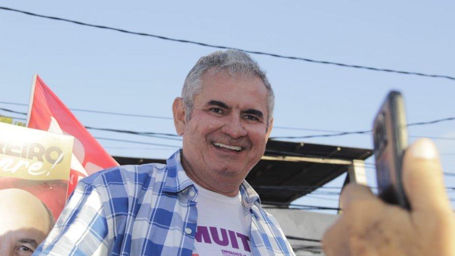 Após anúncio de Bellintani, Coronel diz que está à disposição do governador para disputar prefeitura