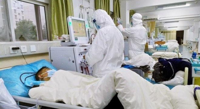 TENSÃO: Bebê de um ano é internado com suspeita de coronavírus na Bahia