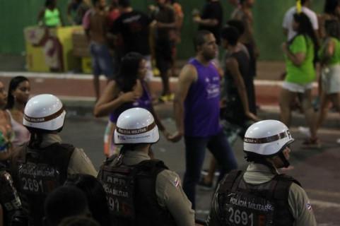 """""""Vamos fazer mais observações e gerar menos atrito"""", diz comandante sobre PM no Carnaval"""