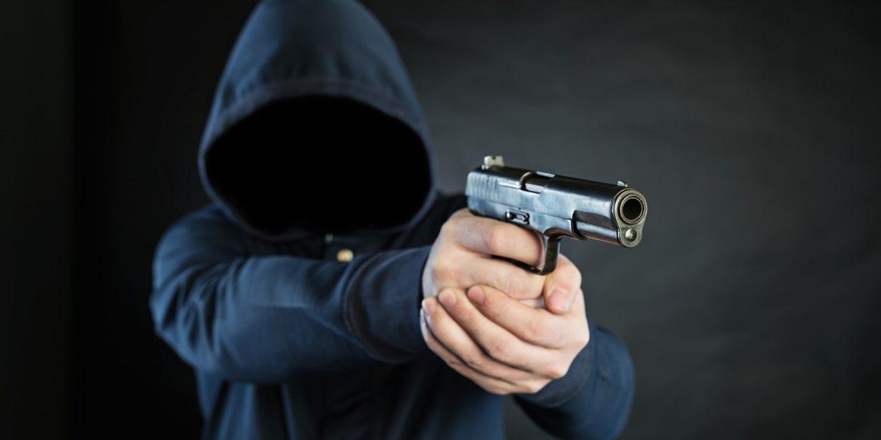 Dupla armada rouba correspondente bancário em Coração de Maria