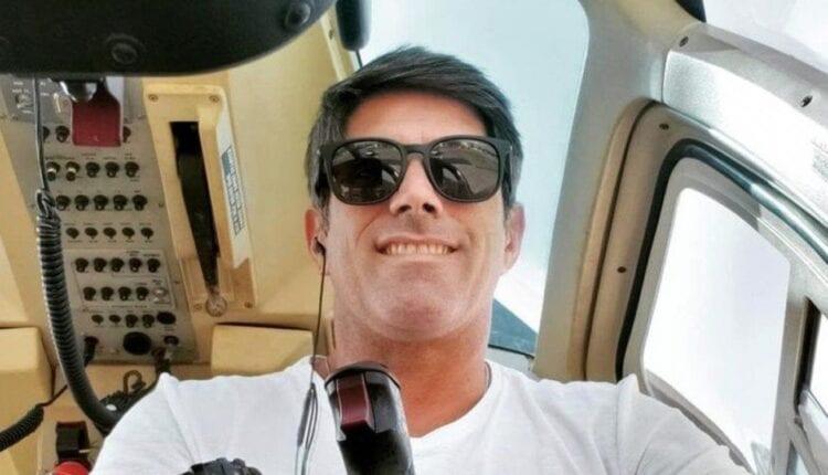FATALIDADE: Piloto morre após queda de helicóptero em Angra dos Reis