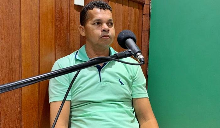 CORAÇÃO DE MARIA: SECRETÁRIO MARIVALDO DE IZIDORIO DIZ QUE VAI TRABALHAR INCANSAVELMENTE.