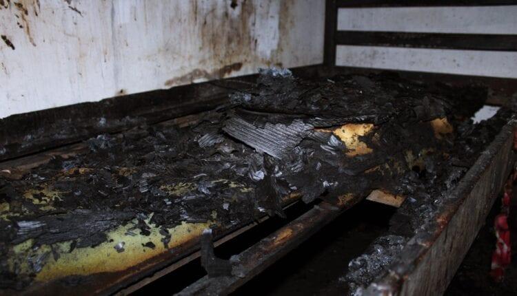 VIXE: Idoso põe fogo no próprio corpo em Conceição do Jacuípe