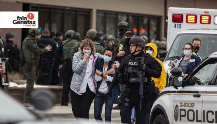 TRAGÉDIA: Ataque a tiros em supermercado deixa ao menos dez mortos