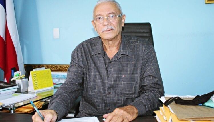 LUTO: Morre empresário e ex-vereador de Conceição do Jacuípe Pedro Delegado