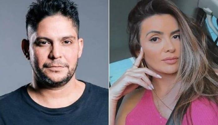 """EM FAMÍLIA"""": Cantor Jorge, da dupla com Mateus, se casa com ex-mulher do ex-cunhado"""