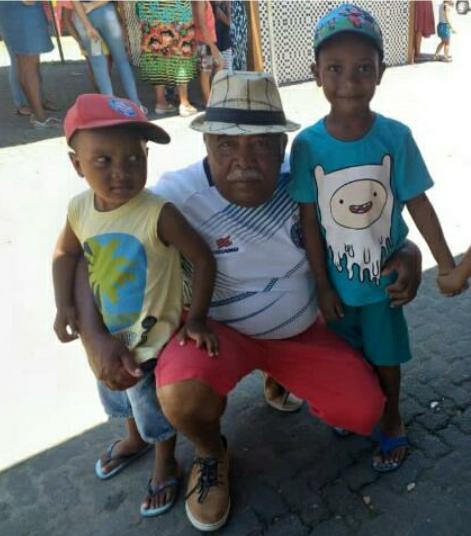 Família faz campanha para ajudar esposa e filhos de homem que morreu de COVID em Conceição do Jacuípe .