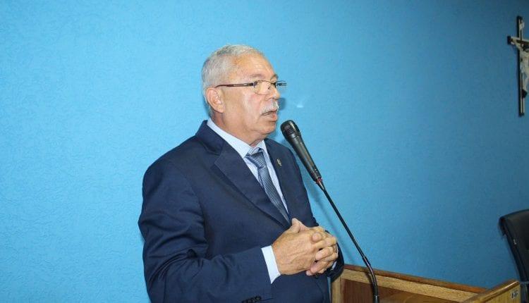 DESPEDIDA: Corpo de Pedro Delegado é velado na Câmara de Vereadores