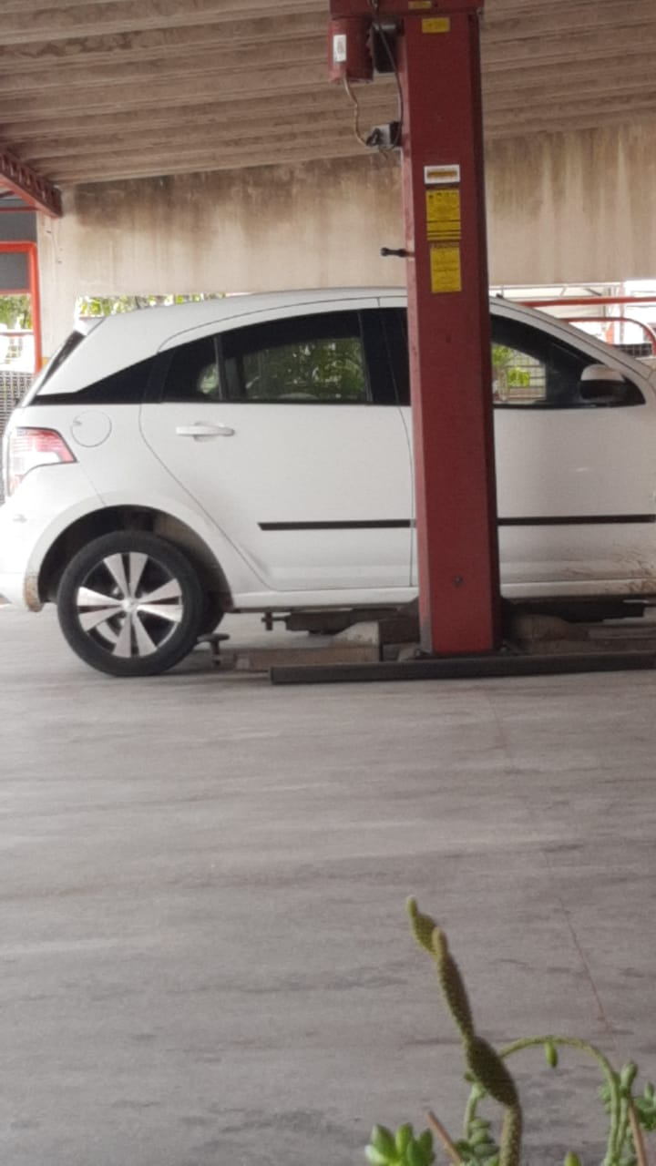 Administrador do Distrito do Retiro tem carro tomado por assalto