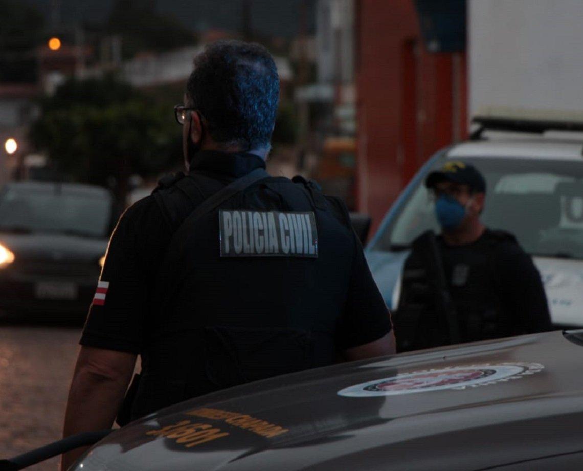 Mandante de ação que teve mulher e criança baleadas é preso no interior da Bahia