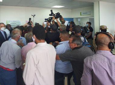 MP-BA recorre ao STF para barrar vacinação de jornalistas na Bahia