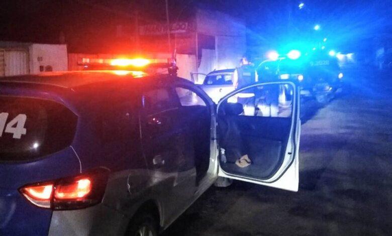 NO XILINDRÓ! Dupla é presa após roubar carro em Conceição do Jacuípe