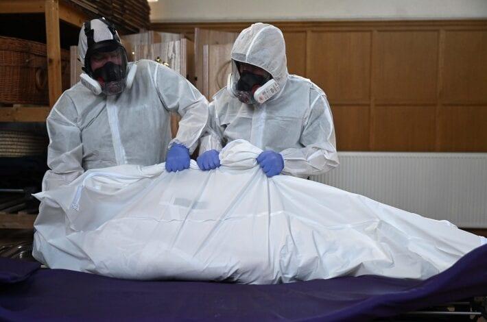LUTO: Coração de Maria registra mais uma morte por covid-19