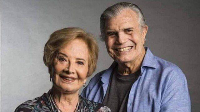 MOMENTO DELICADO! Tarcísio Meira e Glória Menezes estão internados com Covid-19
