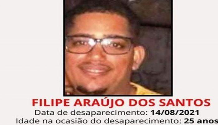 DESESPERO: Ao vivo, família descobre que jovem desaparecido foi achado morto; vítima saiu de casa para cobrar rifa