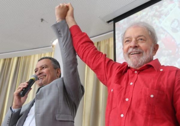 Eventos com Lula na Bahia respeitarão protocolos contra Covid-19, garante Rui