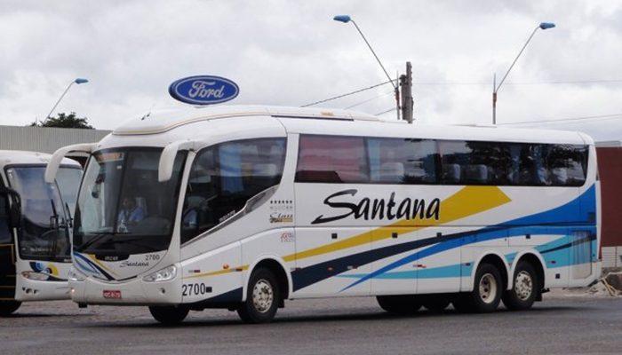 FIM DA LINHA: Santana Transportes deixa de operar e demite quase 550 funcionários