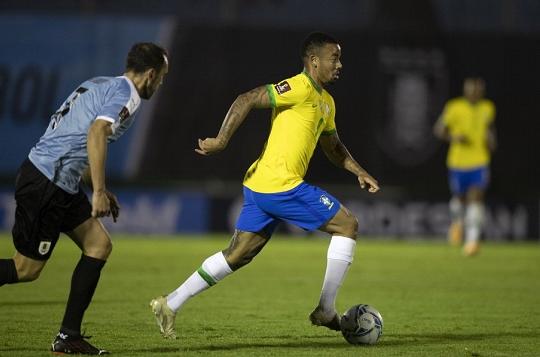 Brasil aparece na vice-liderança no ranking de seleções da Fifa