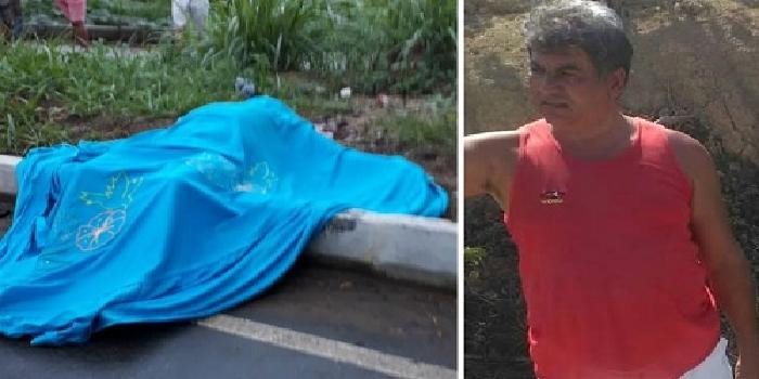 Cigano executado em plena via pública, na presença de várias pessoas