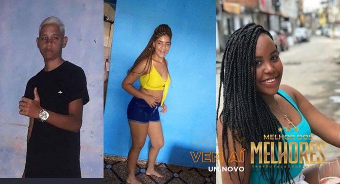 Corpos de jovens mortos em ataque armado com 6 vítimas e 12 feridos são enterrados em Salvador