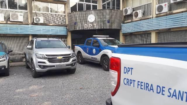 Polícia registra duplo homicídio no bairro Três Riachos em Feira de Santana