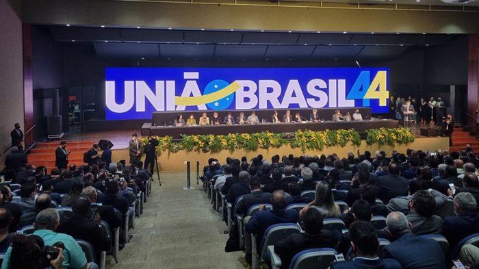 NOVO PARTIDO: PSL e DEM oficializam fusão para criar o União Brasil